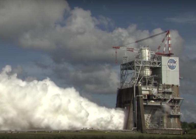 nasa launch rocket