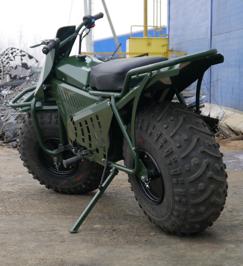 nice dirt bike