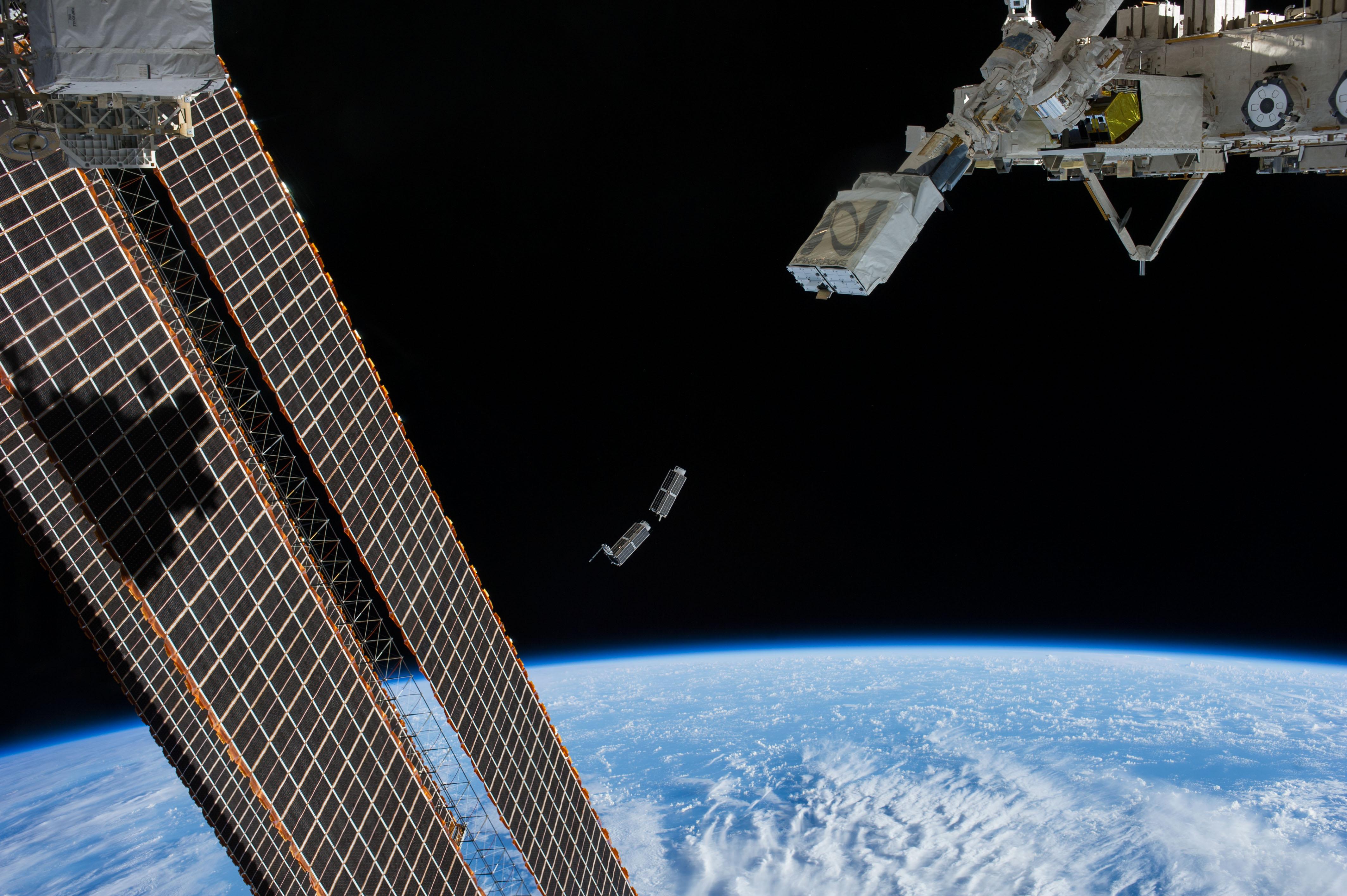 CubeSat Launch