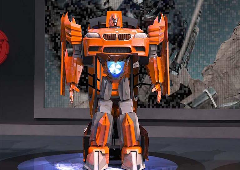 giant-transformer