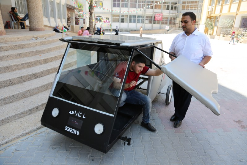 solar car of palestine2