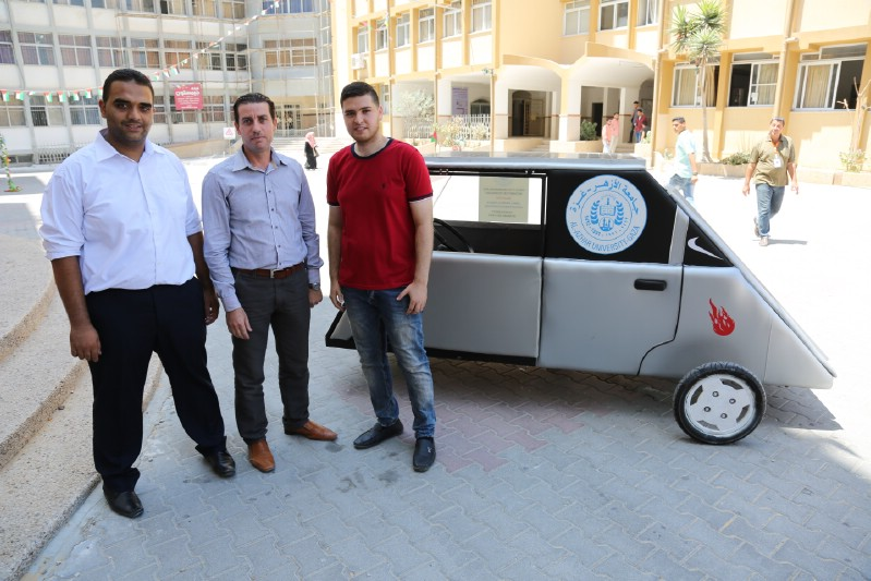 solar car of palestine4