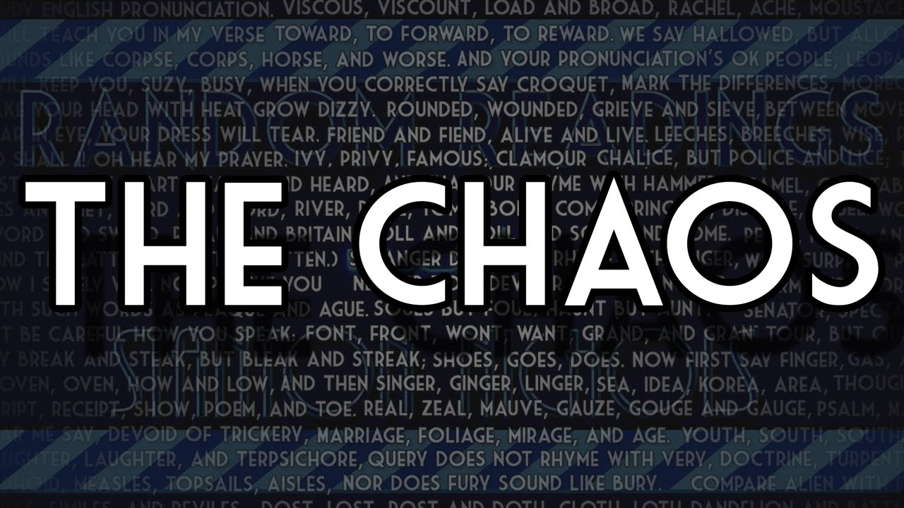 the-chaos-poem