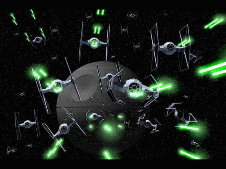 Under the hood: The Tie Fighter