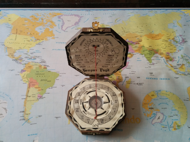 invention of compass