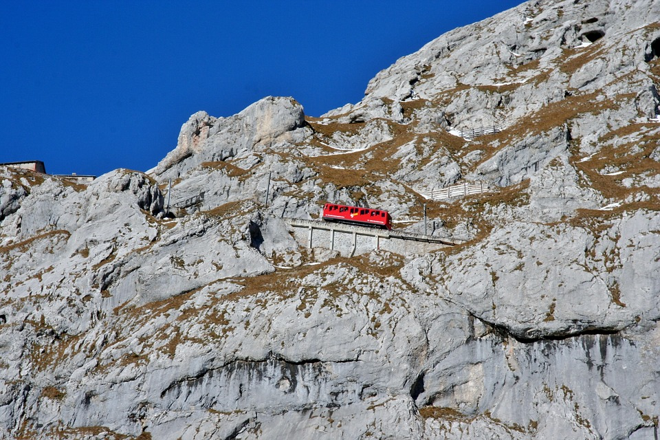 Discover the World's Steepest Cogwheel Railway