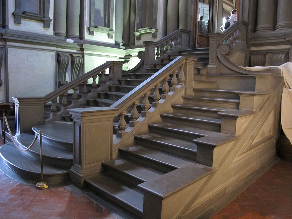 Stairs: From Religious Monuments to Modern Public Spaces