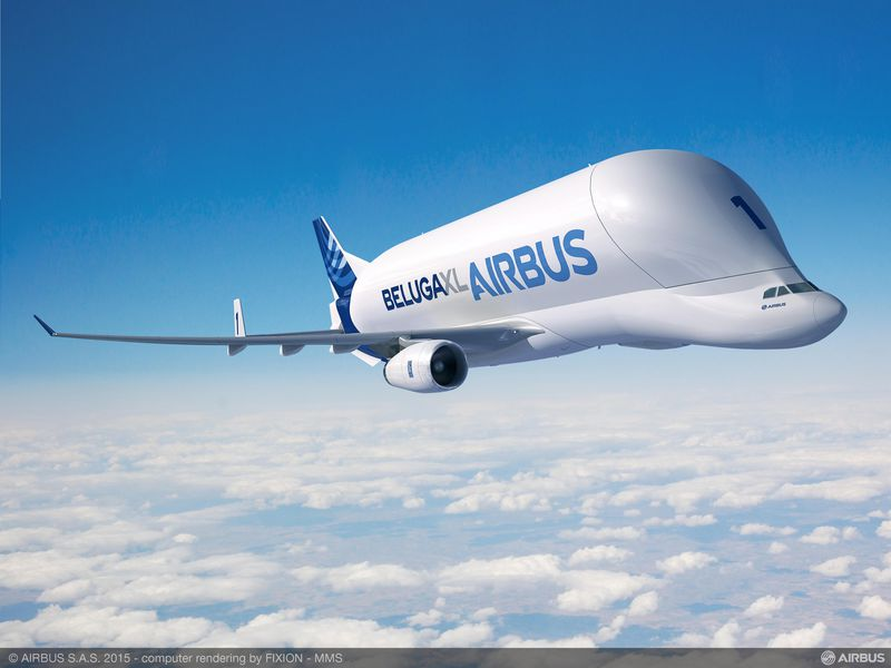 Meet the Guppy and the Largest Aircraft in the World
