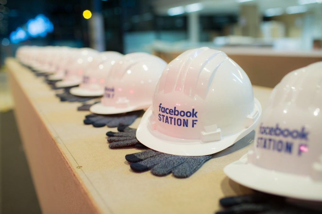 Facebook Will Open Its First Startup Incubator in Paris