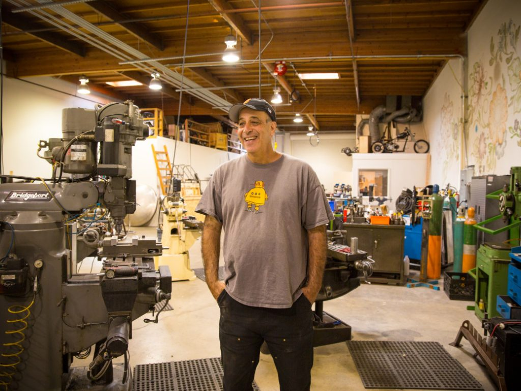 Not Your Average CEO: Shop Talk with Autodesk's Carl Bass