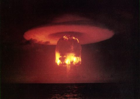 The 12 Biggest Nuclear Tests in History