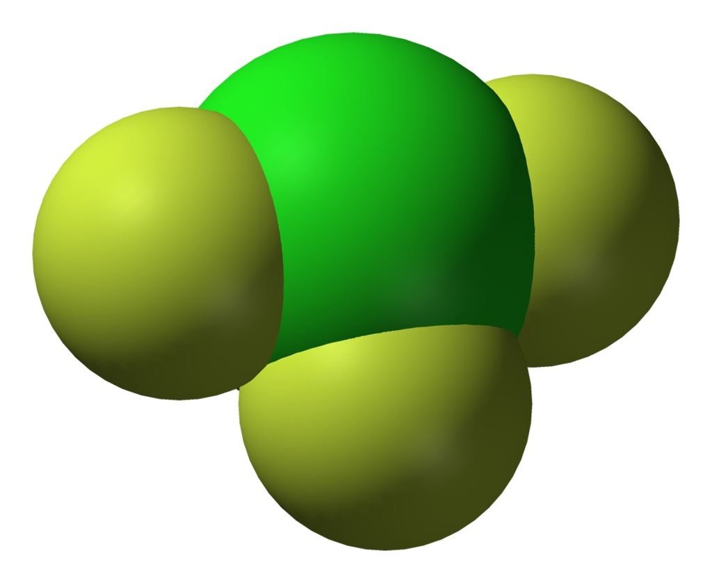 Chlorine Trifluoride The Compound That Can Even Set Fire To Glass The gas chlorine pentafluoride (clf5) was first prepared by d. chlorine trifluoride the compound