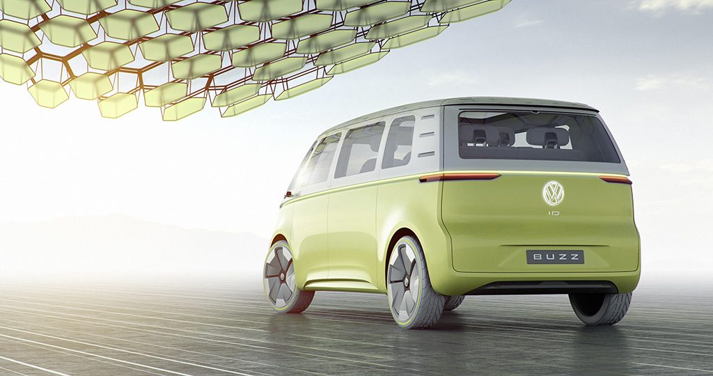 Check Out These Insanely Cool Upgrades to VW's Classic Microbus