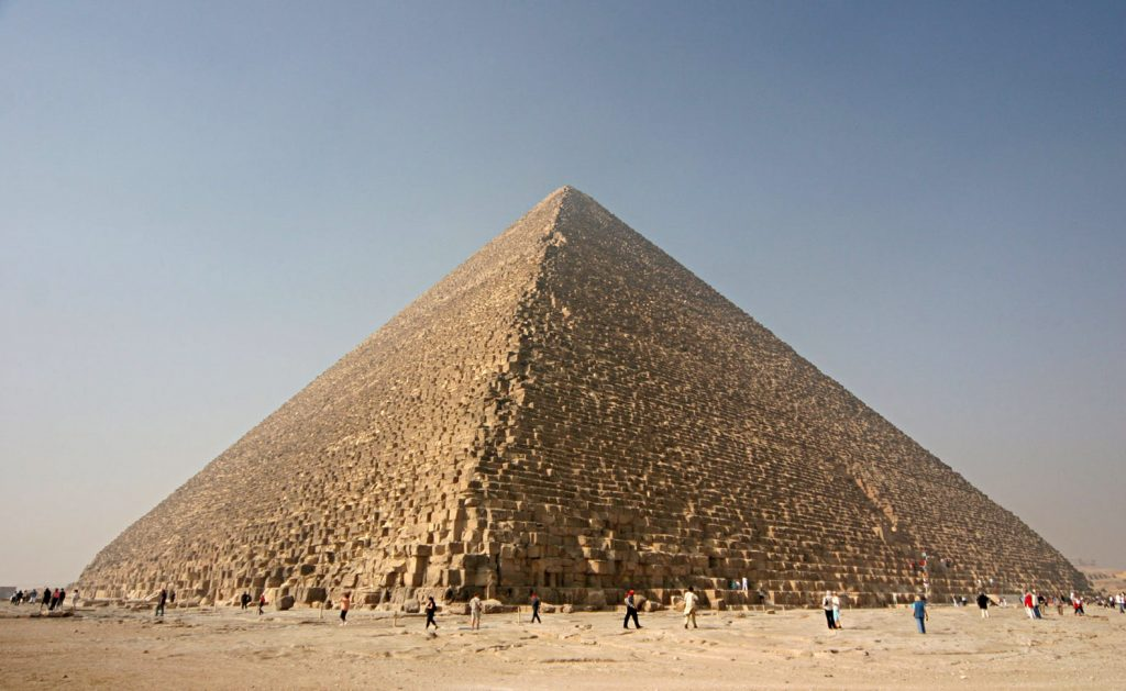A Copy of the Great Pyramid is Planned to be Built in 2025