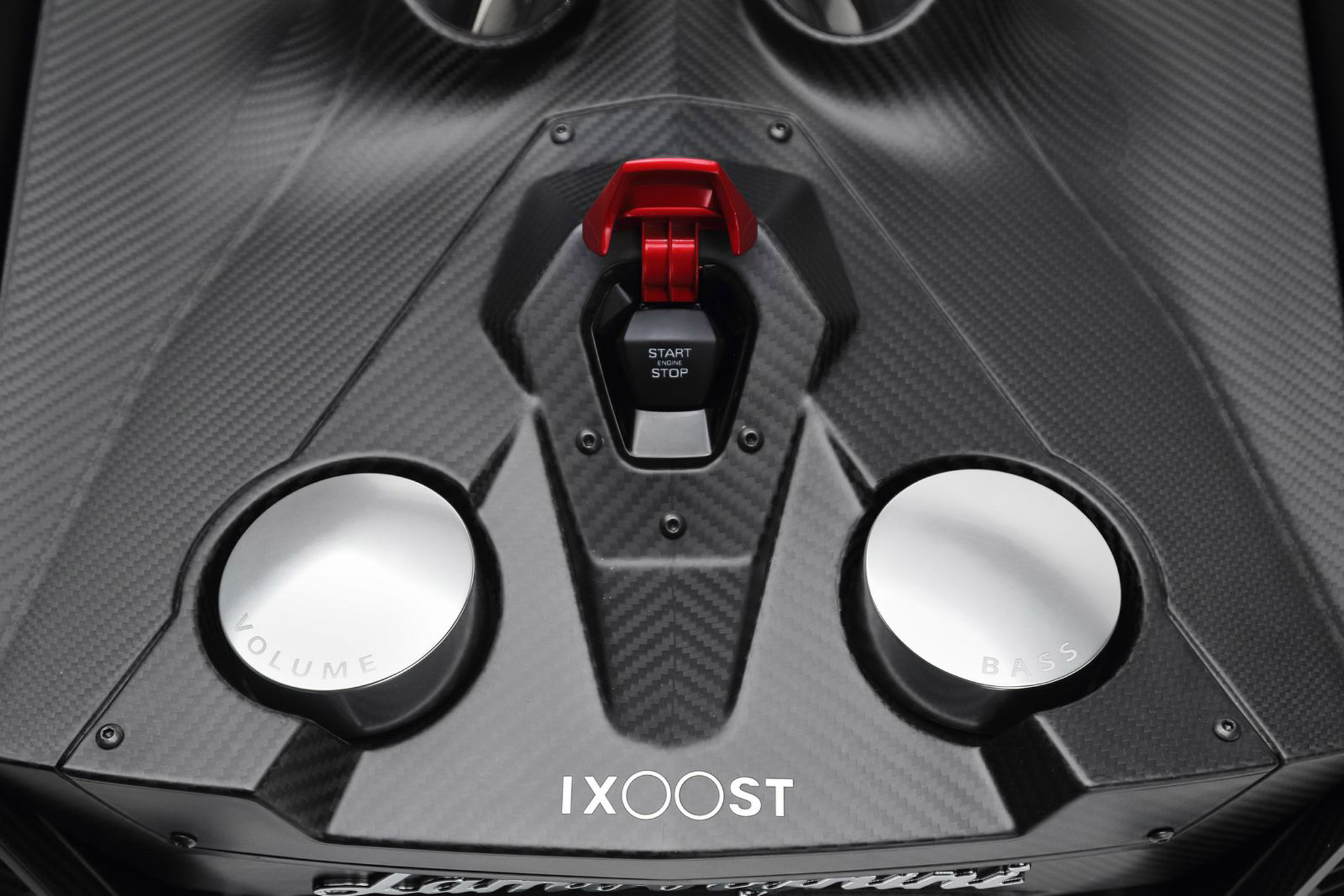 EsaVox: A Lamborghini-Infused Audio System