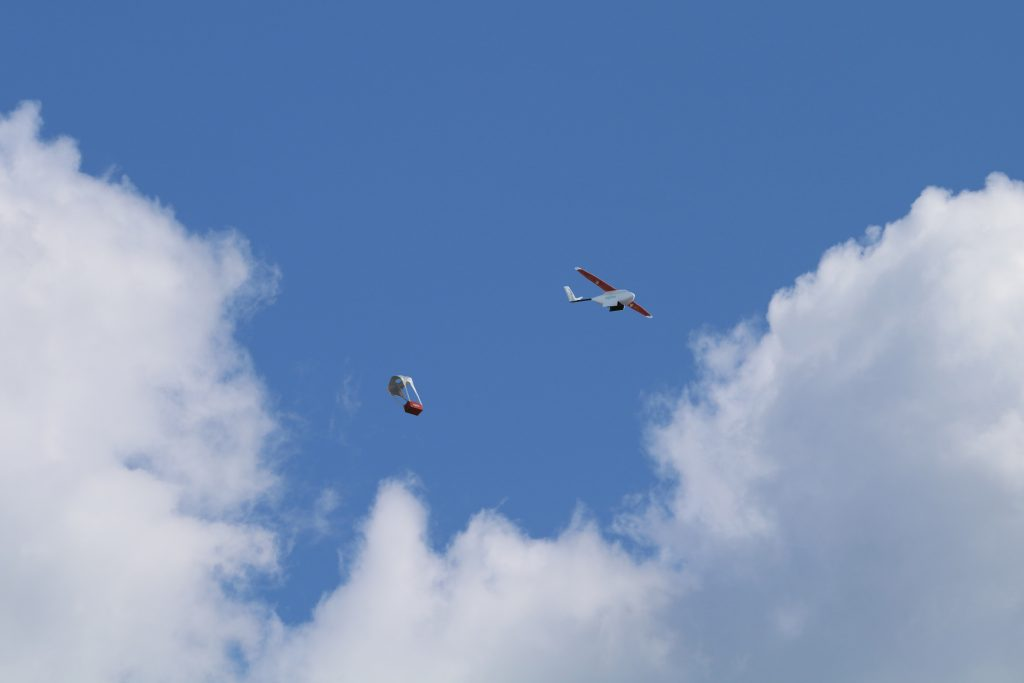 Disposable Drones May be the Answer to Autonomous Delivery