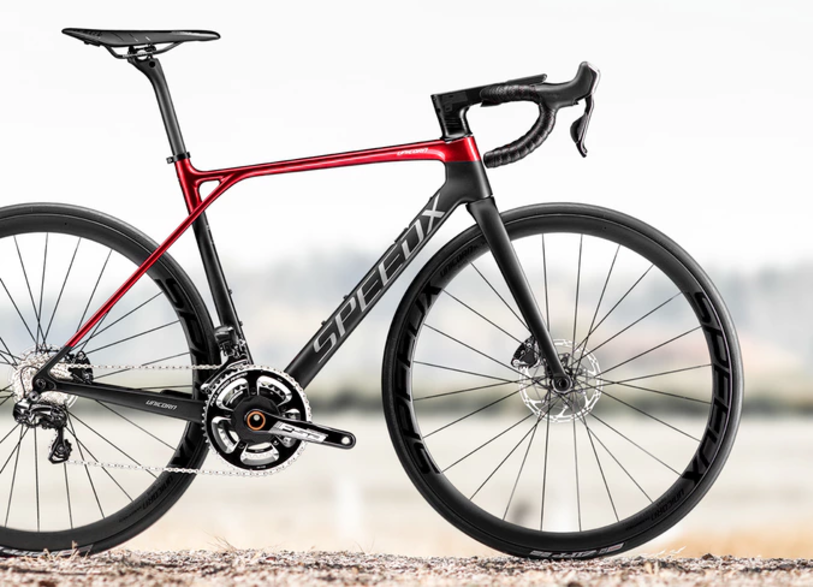 This Unicorn Road Bike Offers Ultimate Control for Every Ride