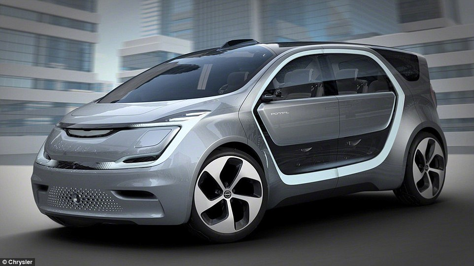 Meet the Minivan for Tech-Savvy Millennials