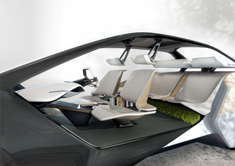 BMW Unveils Futuristic Interior Design