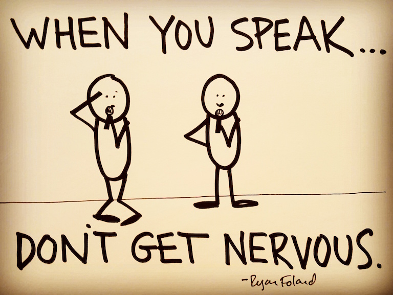 Get Rid of Public Speaking Anxiety By Doing This 1 Thing