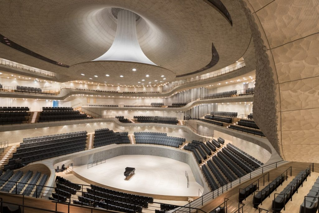 When Math Meets Music: Algorithm Creates an Incredible Concert Hall