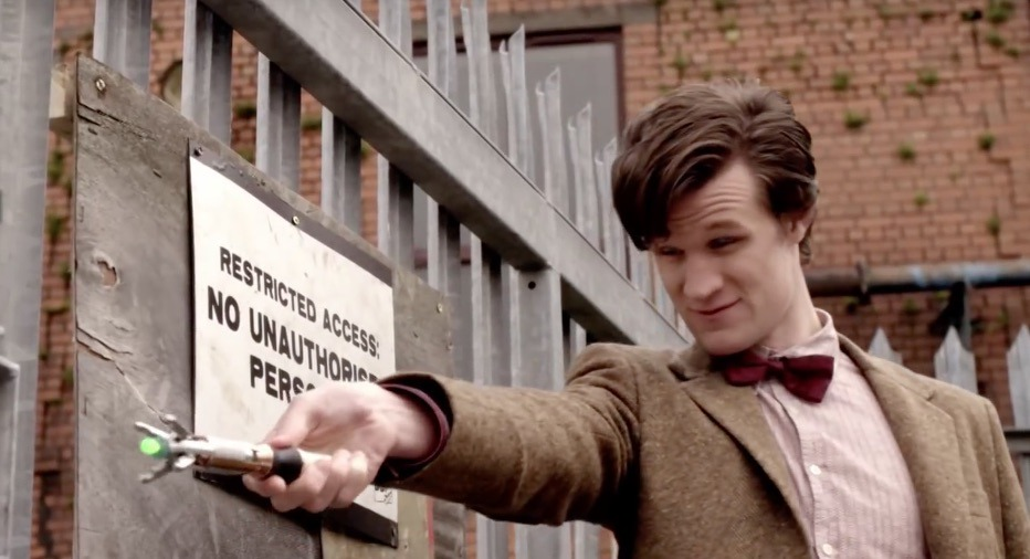 Doctor Who's Sonic Screwdriver Becomes A Reality