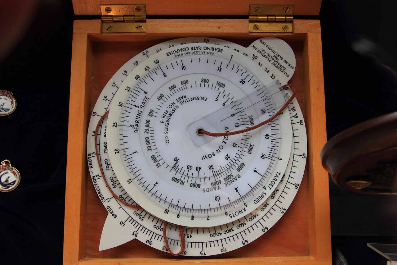 A Brief History of Calculators Slide Rule
