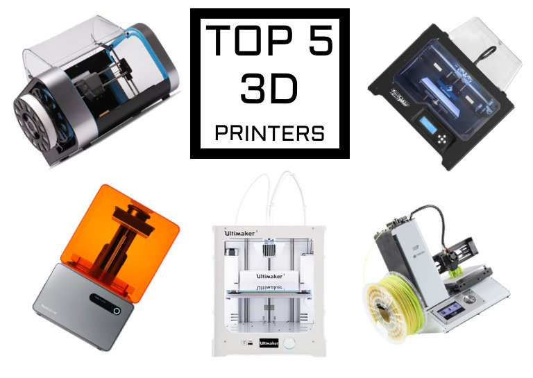 Top 5 Best 3D Printers You Can Buy Right Now
