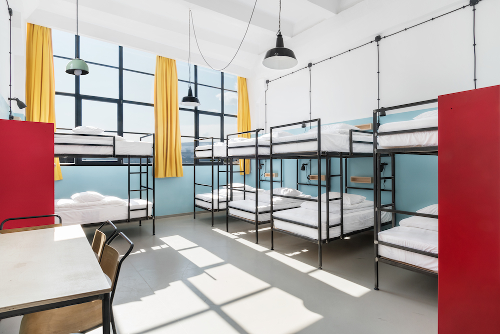Tbilisi's New Multifunctional Hostel Used to Be a Soviet Factory