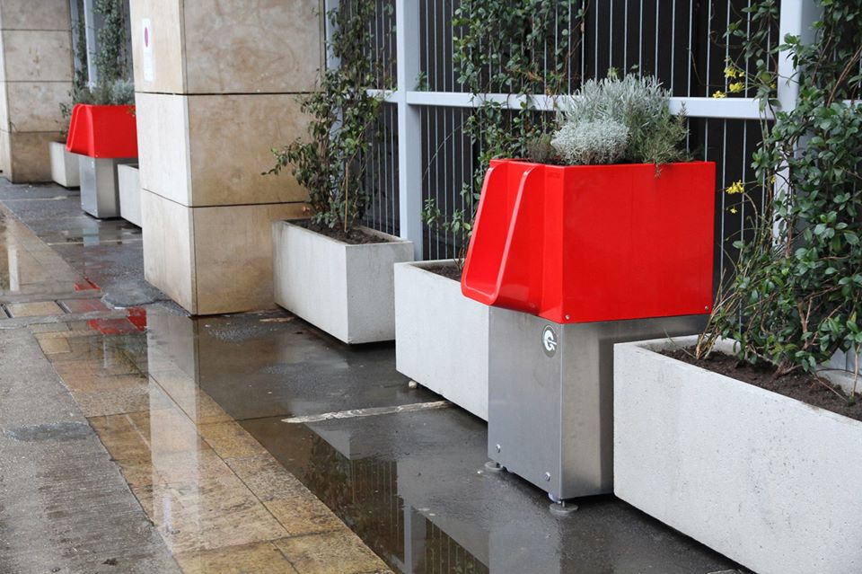 Paris Tries out New Eco-Friendly Urinals That Recycle Urine Into Compost
