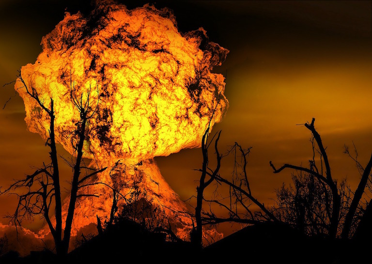 The Biggest 3 Natural Disasters Ever Recorded in Terms of Energy