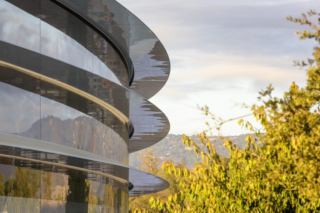Apple Park : Apple's New $5 Billion Campus Will Open This April
