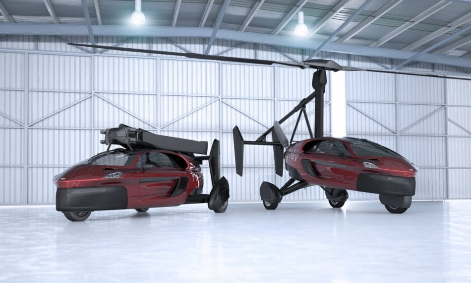 It Is Happening! $400K Flying Car Is Now Available For Pre-Order