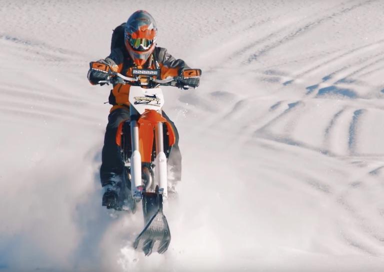 Top 5 Most Impressive Snow Machines