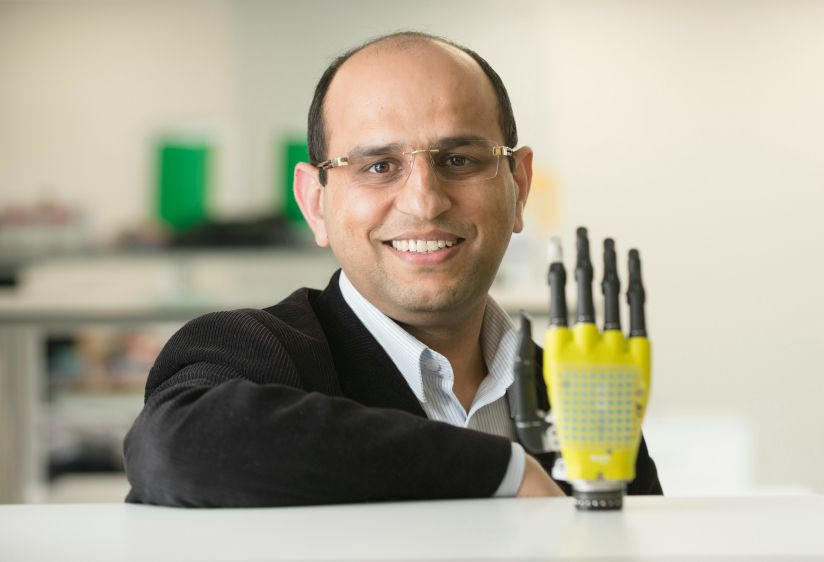 Solar Powered e-Skin Could Take Prosthetics to the Next Level