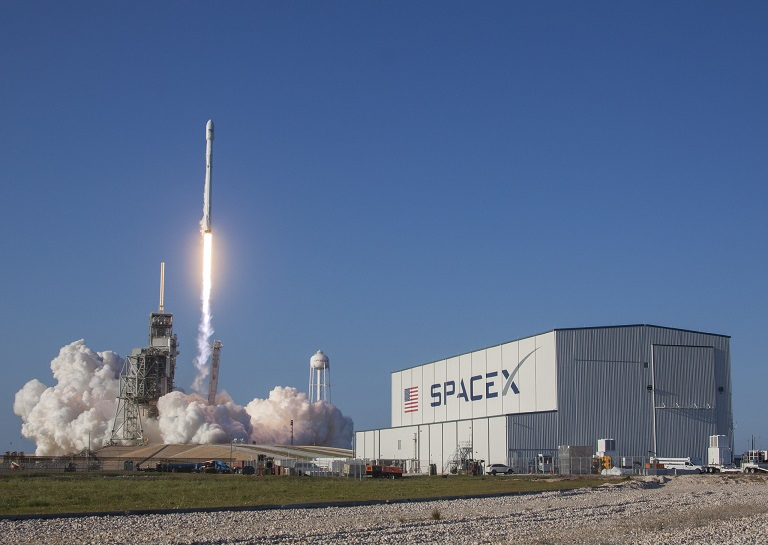 Watch SpaceX Successfully Launch and Land Used Falcon 9 Rocket