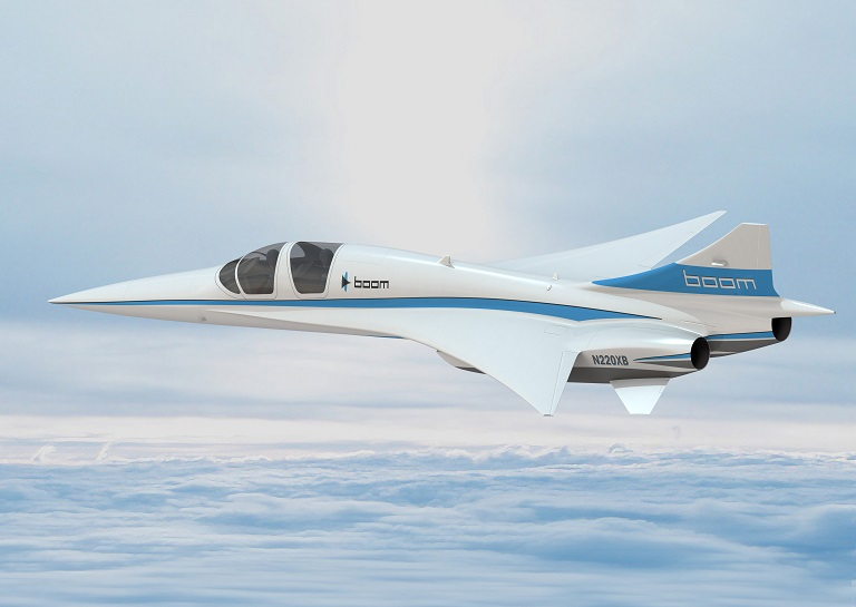 World's Fastest Supersonic Jet Promises 3 Hour Flights from NYC to London