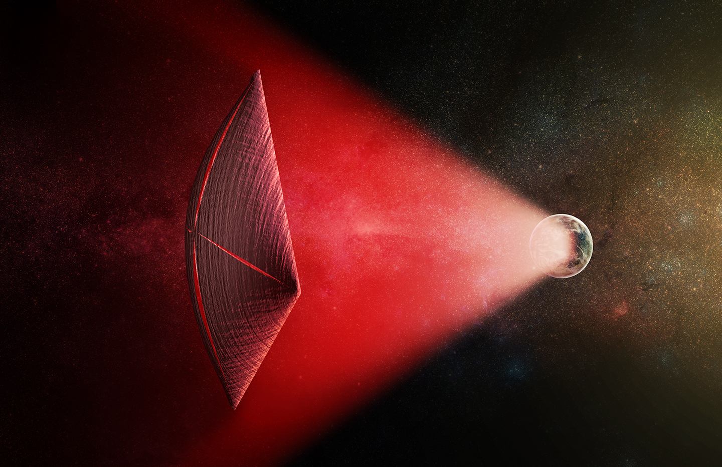 Physicists Say Fast Radio Bursts Could be Powering Alien Spaceships