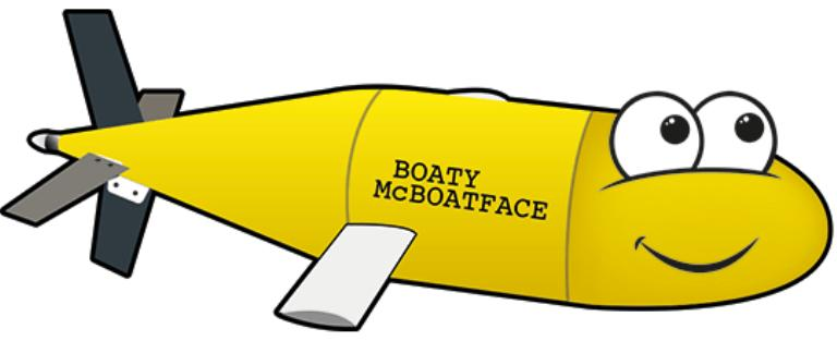 Boaty McBoatface the Submarine Prepares for its First Day at Sea