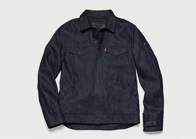 Google and Levi's Plan on Releasing a Washable Smart Jacket This Year