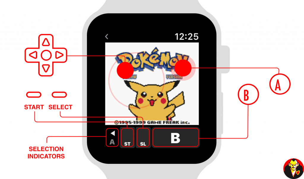 This Open Source Emulator Can Turn Your Apple Watch Into a Game Boy