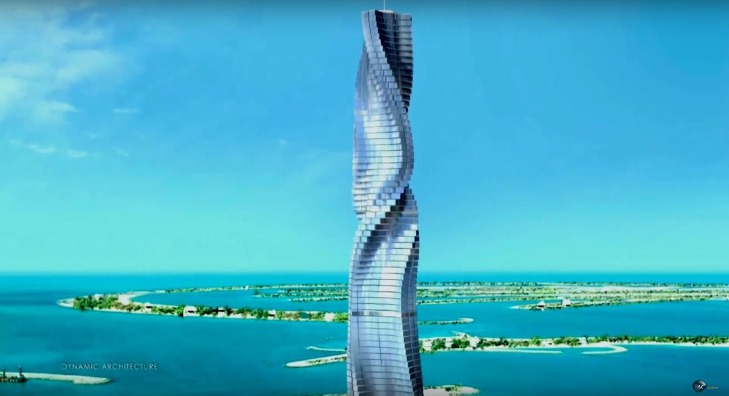 skyscraper engineering marvel dynamic tower