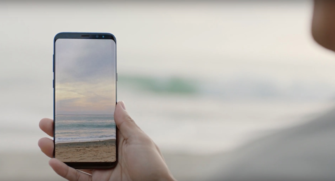 Samsung Galaxy S8 Is Here, but Wait, It Doesn't Have A Home Button