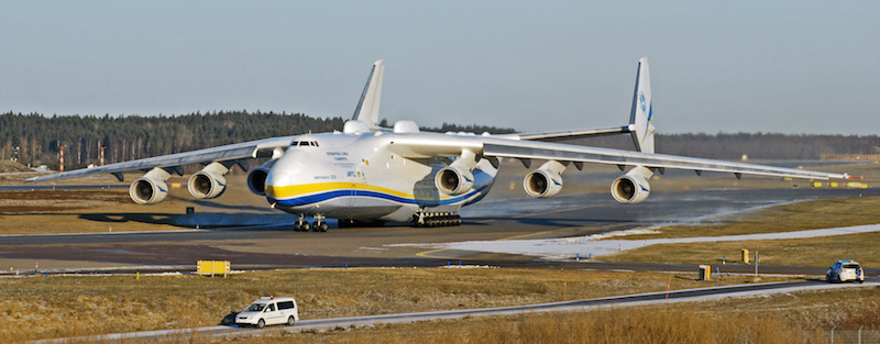 Antonov AN-225 Mriya: The Largest Plane Ever Built