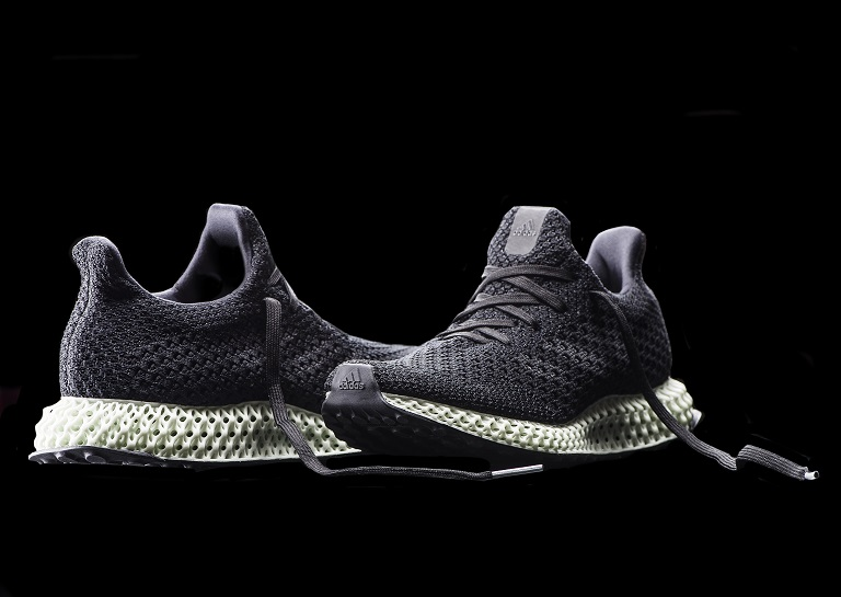 3D printed trainers by Adidas and Carbon