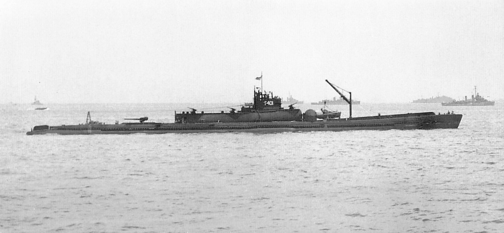 Uncovering the I-400 Class Japanese Submarine Aircraft Carriers of WW2