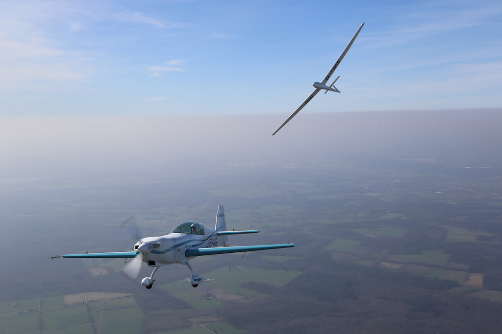 An Electric Plane Using Siemens Motor Just Broke World Speed Records