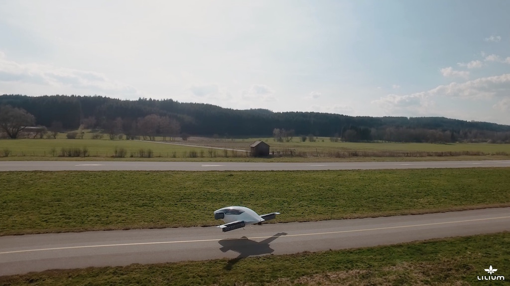 World's First All-Electric Vertical Take-Off Flying Car Nails Test Flight