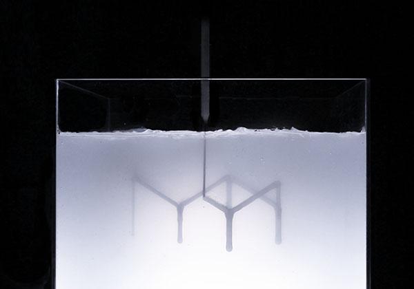 MIT's Rapid Liquid Printing in a 3D gel suspension