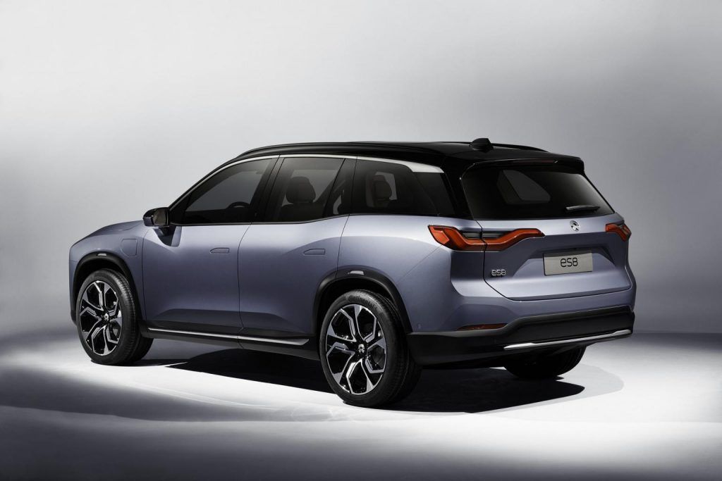 Chinese Startup's All-Electric SUV Could Give Tesla Serious Competition